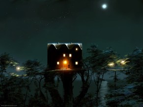 The House on Coast - Separate Reality 04 © Alex Andreev