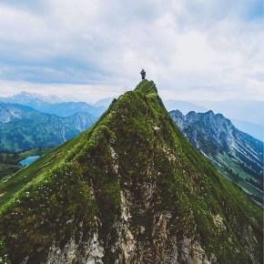 On top of the world © Jannik Obenhoff