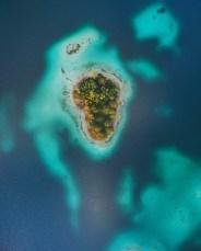 The Caribbean or a mountain lake © Jannik Obenhoff