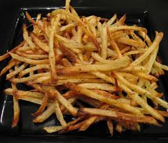 Can you guess which famous-person-by-association touched these French fries?