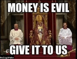moneyisevil