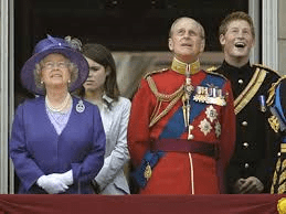 """""""Jolly good show, Your Highness, that one's a riser!"""""""