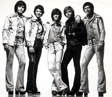 The Osmonds, pop group.