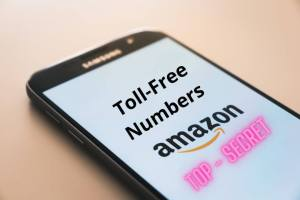 Amazon Toll Free Care Number