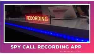 auto call recording app