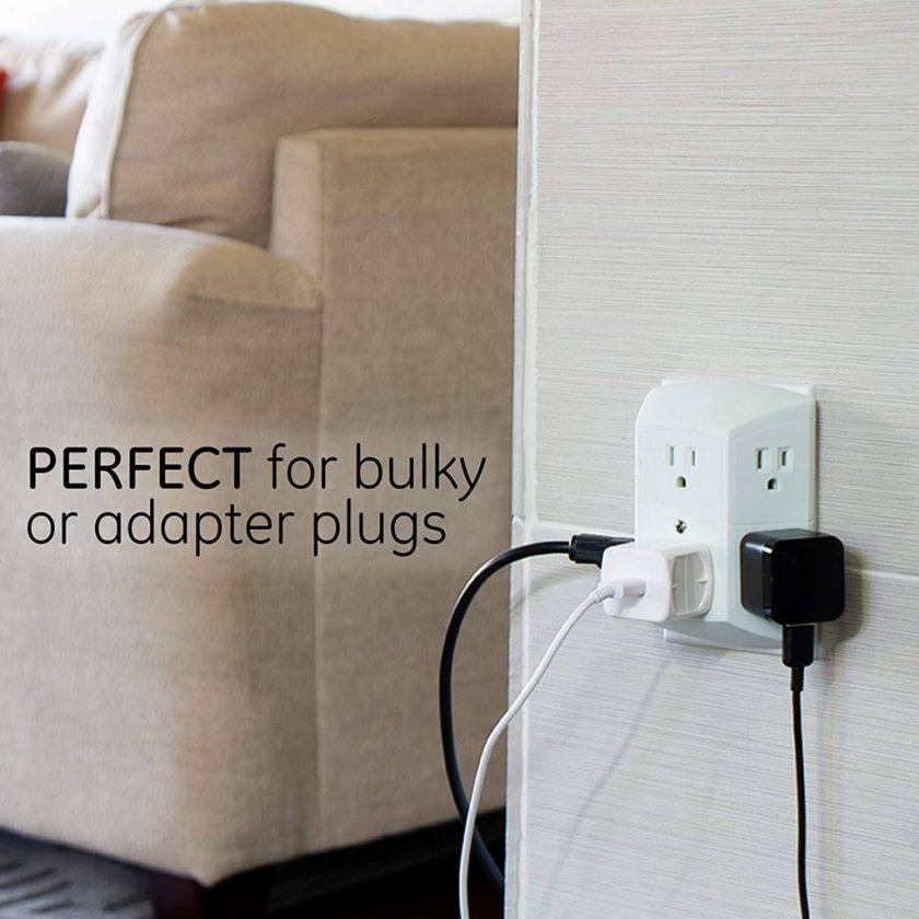 wall plug board