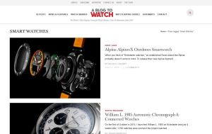 A Blog To Watch - Top Smartwatch Blogs