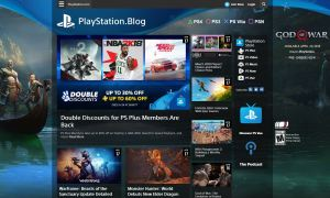 Top PlayStation Blogs - Official Sony PlayStation Blog