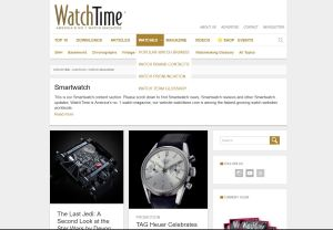 WatchTime - Top Smartwatch Blogs