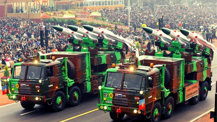 Indian Army Missiles