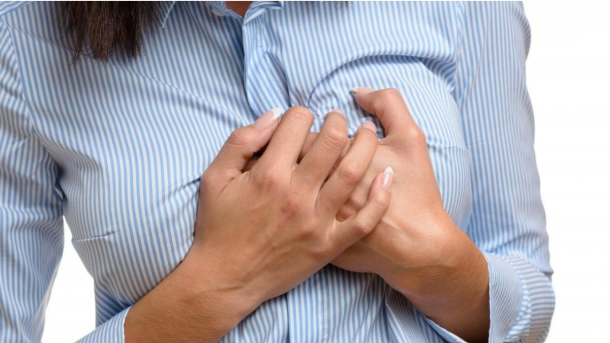 Alert ! These are the Symptoms of Heart Attack: Read Here