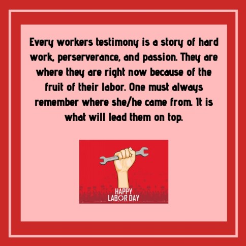 Happy Labor Day In Usa 2019 Messages Wishes And Quotes To Share