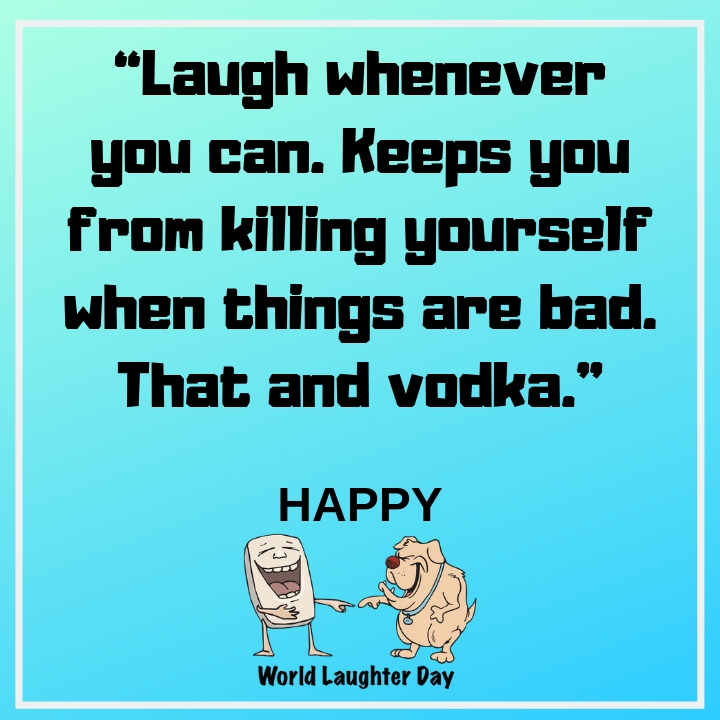 Happy World Laughter Day Laughing Colours Jokes To Share
