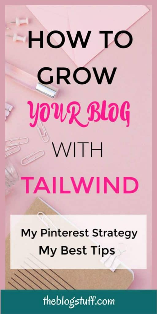 Tailwind Review and tutorial for Pinterest success. On this tutorial you can learn how Tailwind can grow your social media, what are tribes and how I use it for my blog