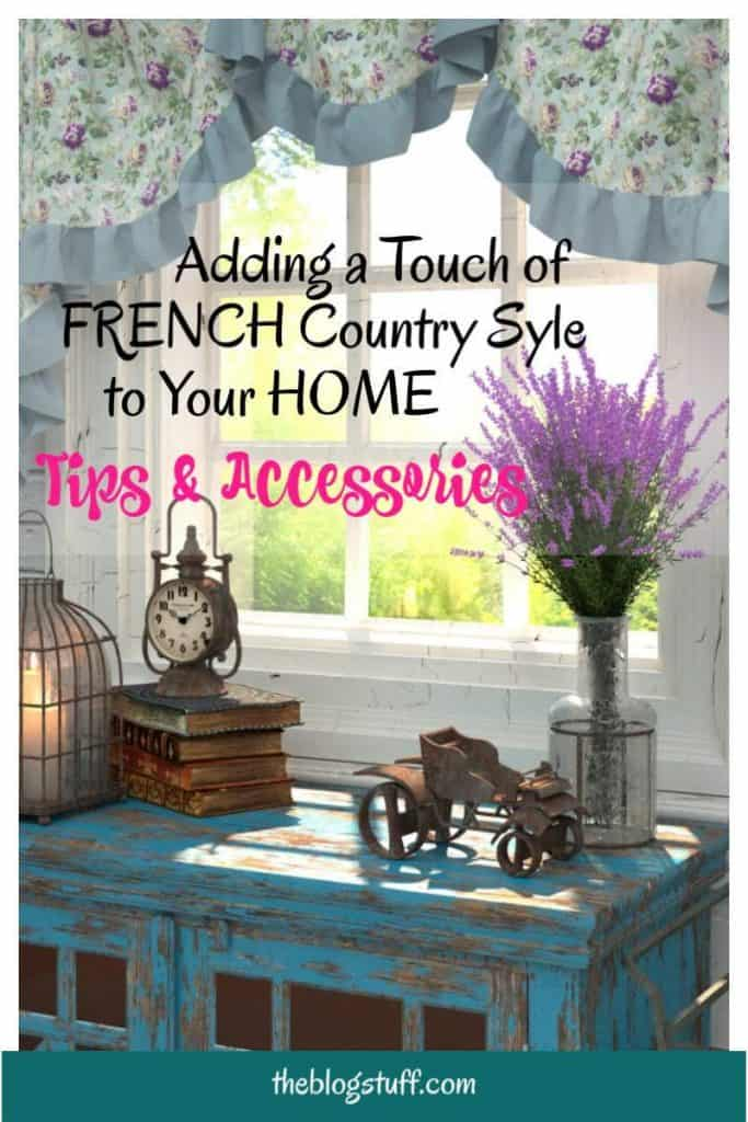 French Country Style Accessories Decorating Tips For A Provencal Look