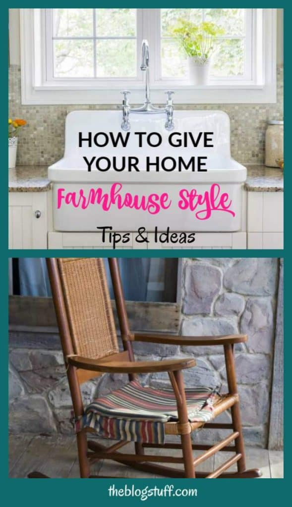 Love the farmhouse style? Check these decor ideas and utensils for a warm and rustic makeover.