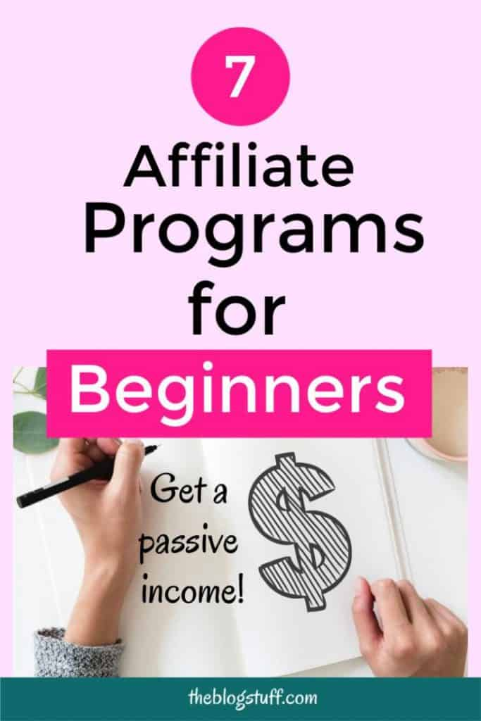 Best affiliate marketing programs for new bloggers to make money from home.