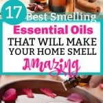 Best smelling essential oils for home
