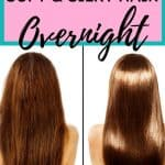Home remedies for soft hair overnight
