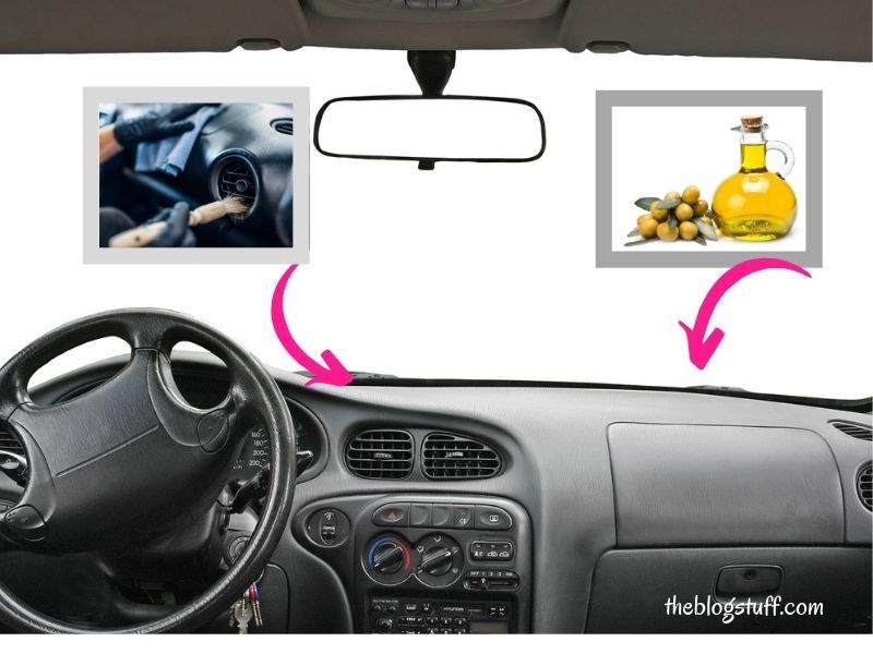 Natural car cleaning hacks