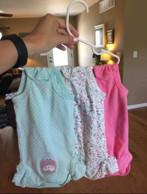 Baby closet storage ideas even for small nurseries