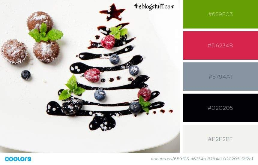 Christmas color scheme ideas