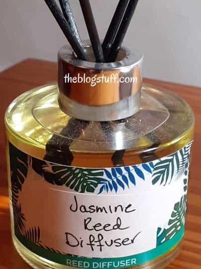 Diy reed diffuser recipe essential oils