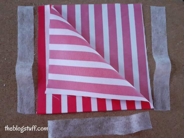 No sew diy scented sachets