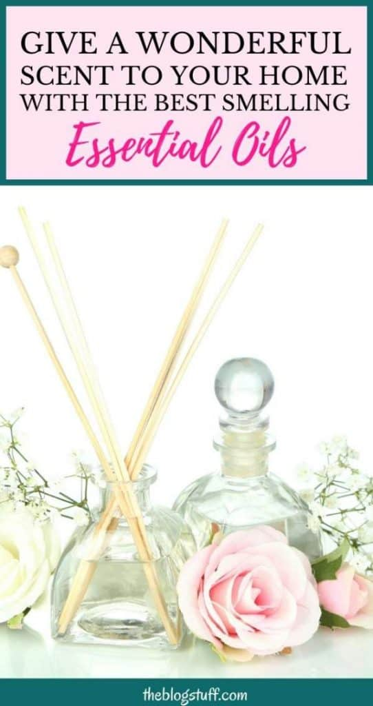 Best essential oils to scent a home