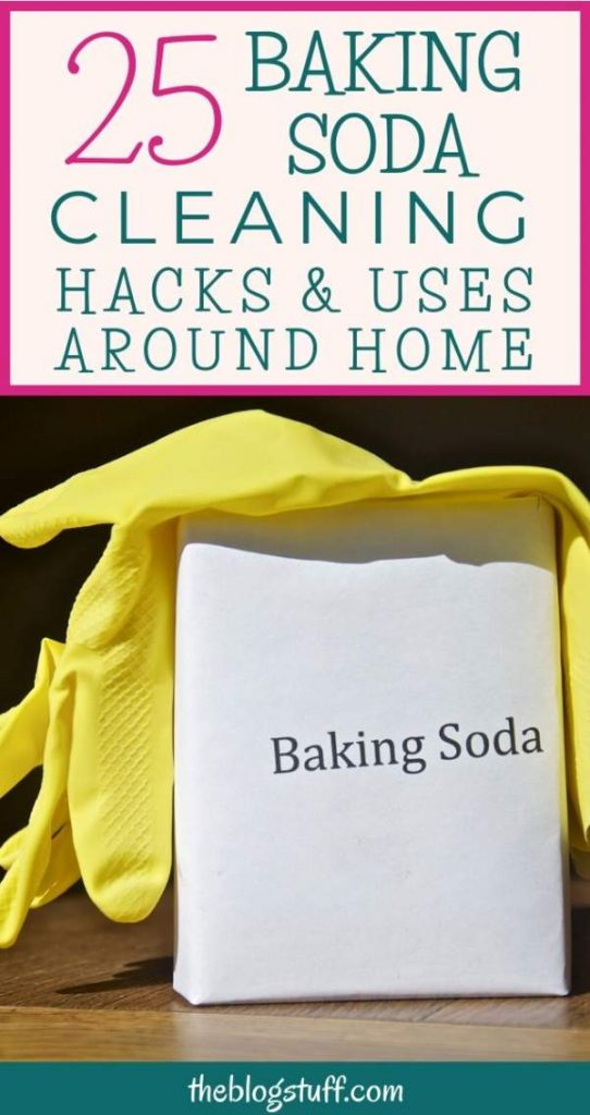 How to use baking soda for home cleaning