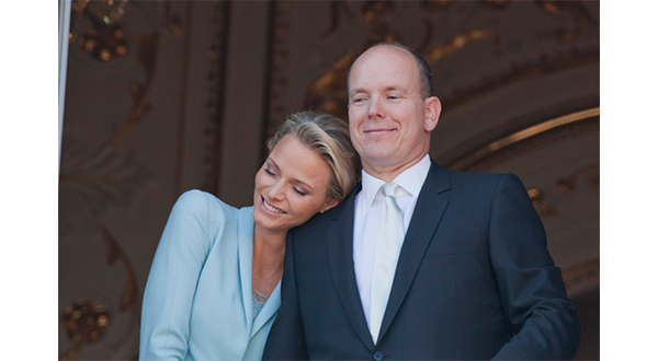 Princess Charlene Interview
