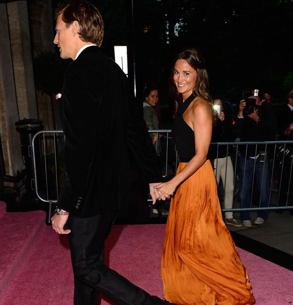 Pippa Middleton Boodles