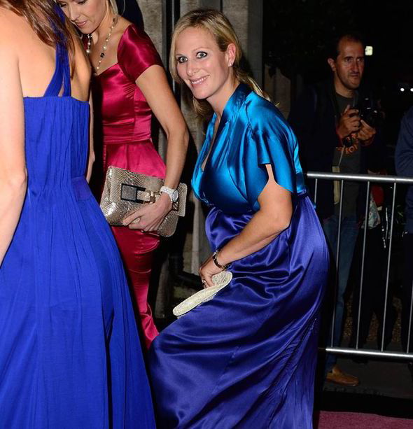 Zara Phillips Boodles