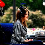 Princess Eugenie Has Arrived In NYC!