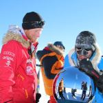 Prince Harry Has Reached The South Pole!