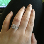 It happened… We're ENGAGED!