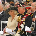 The Queen and Prince Charles Create Work-Share Program