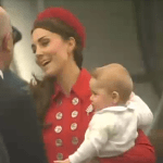 The Cambridges Arrive Down Under