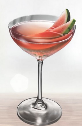 Watermelon Splash cocktail