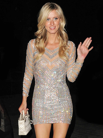 Nicky Hilton Wedding After Party