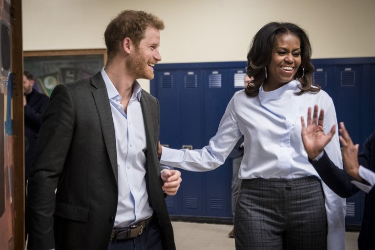 Prince Harry Chicago