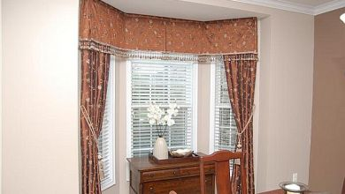 Photo of Choosing the Right Curtains for Bay Windows can be a bit of a Challenge