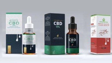 Photo of Customizing CBD Packaging for Promoting Scalp Therapy Product Range