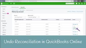 Photo of QuickBooks reconcile error