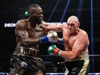 Photo of Tyson Fury Vs. Deontay Wilder 3 Might Be Fought In The