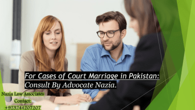 Photo of Legal Service For Court Marriage Procedure in  Pakistan And Court Marriage Cases