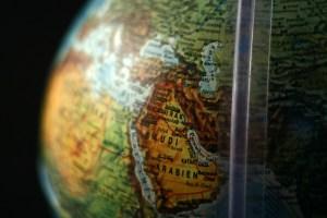 Globe, Saudi Arabia