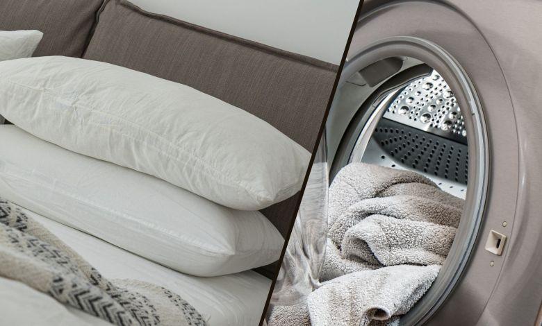 How to wash Memory Foam Pillow?