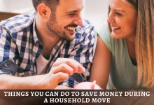Save Money During A Household Move