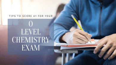 Photo of Tips to score A1 for your O Level Chemistry Exam
